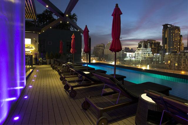 Hotel S Facilities At Hotel Icon Bangkok Hotel Facilities